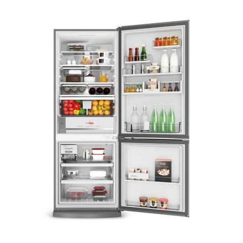 Imagem de Refrigerador Geladeira Brastemp 460 Litros 2 Portas Frost Free Inverse BRE59