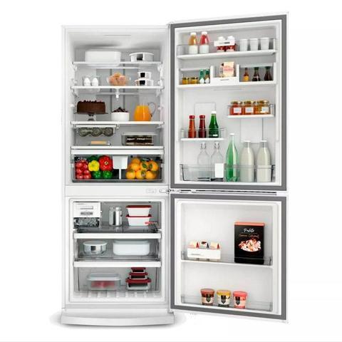 Imagem de Refrigerador / Geladeira Frost Free Duplex Inverse Brastemp BRE57AK, 443 litros, Evox