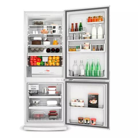 Imagem de Refrigerador / Geladeira Frost Free Duplex Inverse Brastemp BRE59AB, 460 litros, Branca