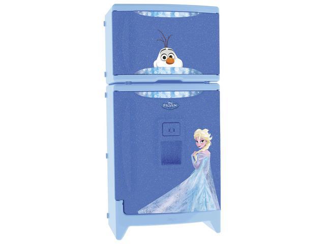 Imagem de Refrigerador Infantil Duplex com Acessórios
