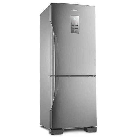 Imagem de Refrigerador Panasonic 425l Frost Free Bb53pv3xa Inox 110v