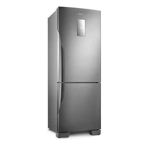 Imagem de Refrigerador Panasonic 480l Frost Free Nr-Bb71pvfxa Inox 110v