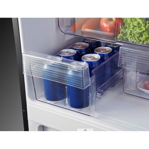 Imagem de Refrigerador Panasonic BB53 Inverter Bottom Freezer 425L 220V 2 Portas Preto Frost Free NR-BB53GV3BB