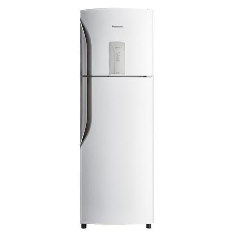Imagem de Refrigerador Panasonic BT40 387L 2 Portas Branco Frost Free 220V NR-BT40BD1WB