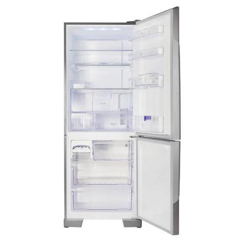 Imagem de Refrigerador Panasonic NR-BB53PV3X Frost Free com Tecnologia Inverter Aço Escovado