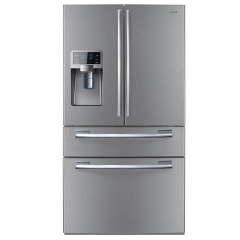 Imagem de Refrigerador Samsung French Door Side by Side 127V Inox 614L com 4 portas