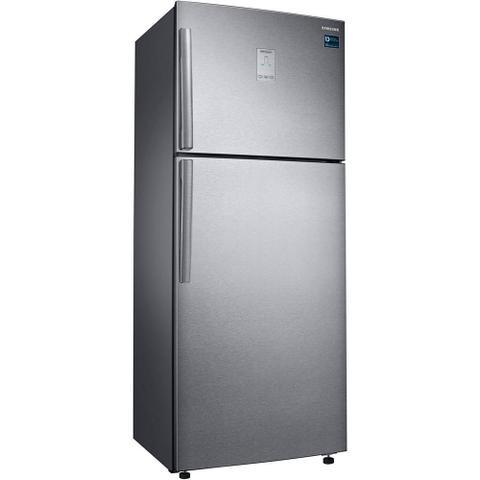 Geladeira/refrigerador 453 Litros 2 Portas Inox Twin Cooling Plus - Samsung - 110v - Rt46k6361sl/az