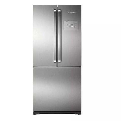 Imagem de Refrigerador Side By Inverse Platinum 540L Brastemp 110V