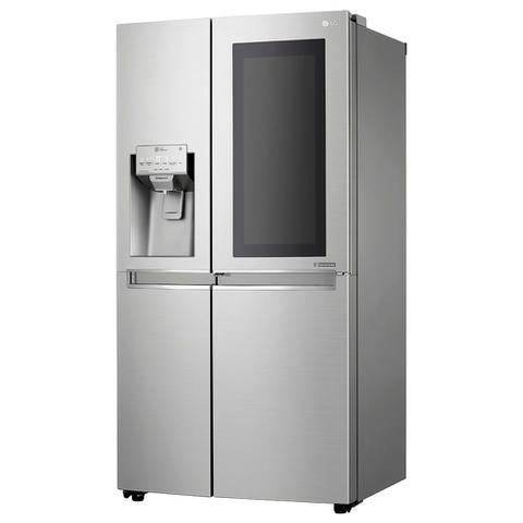 Geladeira/refrigerador 601 Litros 4 Portas Aço Escovado - LG - 110v - Gc-x247csbv1