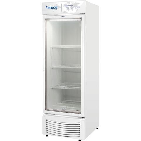 Geladeira/refrigerador 565 Litros 1 Portas Branco - Fricon - 220v - Vcfm565