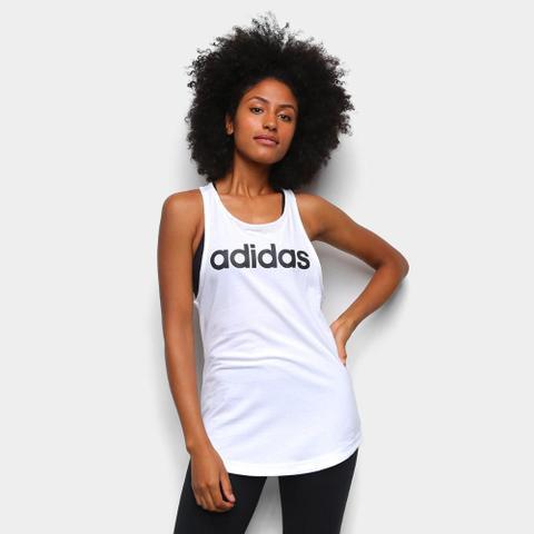 Imagem de Regata Adidas Linear Performance Feminina