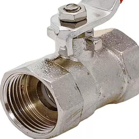Imagem de Registro Esfera Metal Rosca Interna 1/2'' Fertak