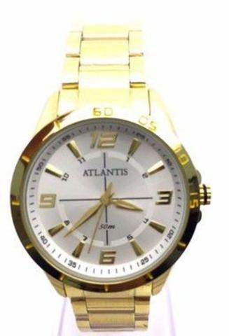 Imagem de Relogio atlantis feminino b3442 fundo branco