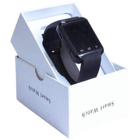 d1a5c4863e3 Imagem de Relogio Bluetooth u8+ Plus Smartwatch Touch Screen Sem fio  Inteligente Ligação Viva Voz Preto