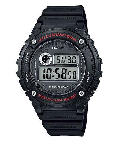 Imagem de Relógio Casio Digital Standard Masculino W-216H-1A