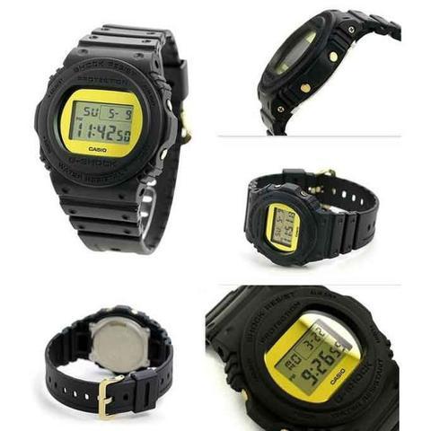 Imagem de Relógio Casio G-Shock Masculino Digital DW-5700BBMB-1DR