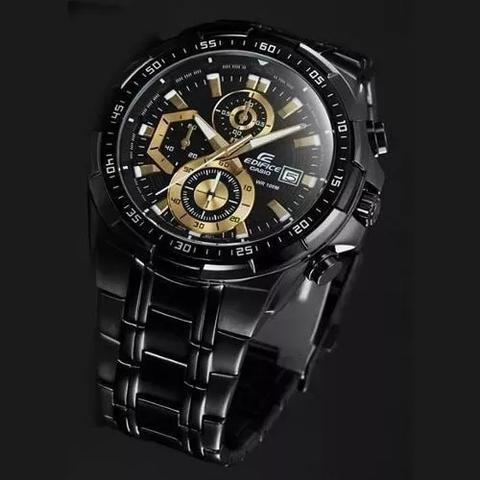 1ab37c63df36 Relógio Casio Masculino Edifice Ef539 Original Preto - Relógio ...