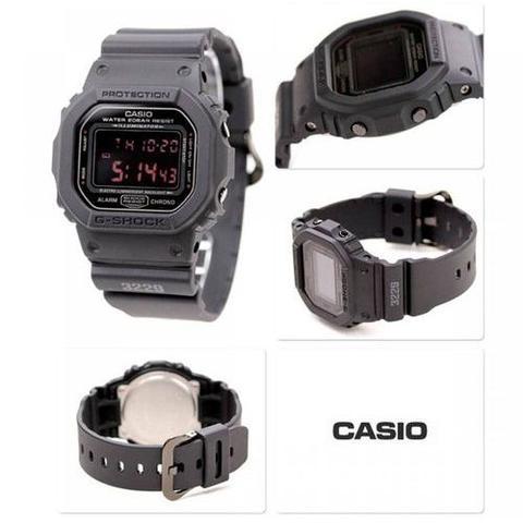 Imagem de Relógio Casio Masculino G-Shock Dw-5600ms-1dr