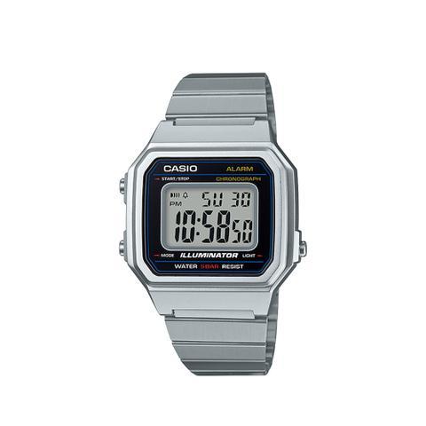 84a1152bcf6 Relógio Casio Vintage Unissex B650WD-1ADF - Relógio Masculino ...