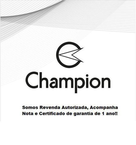 Imagem de Relógio Champion Feminino Digital Led + Colar E Brincos ch40080v