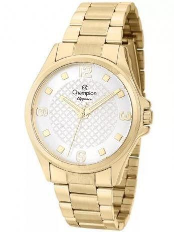 Imagem de Relógio Champion Feminino Dourado