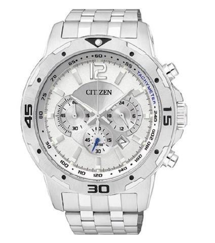 0ccc492028e Relógio Citizen Cronógrafo Gents TZ30839Q - Relógio Masculino ...