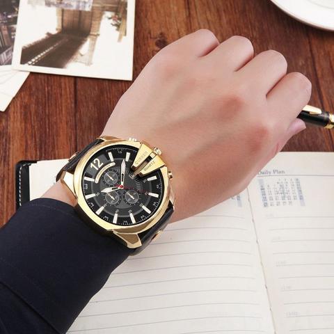 Imagem de Relógio curren importado modelo 8176