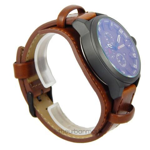 Imagem de Relógio curren importado modelo 8225