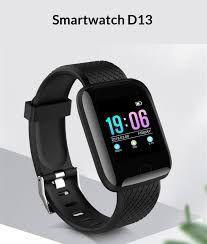 Imagem de Relógio D13 Smartbracelet Inteligente Pulseira Monitor Cardíaco Do Pulso   - MJX