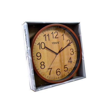 Imagem de Relógio de Parede Cozinha ou Sala Redondo Grande  25cm CA