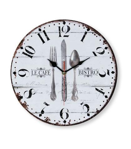 Imagem de Relógio de Parede p/ Cozinha Mek 30cm COZINHA 01