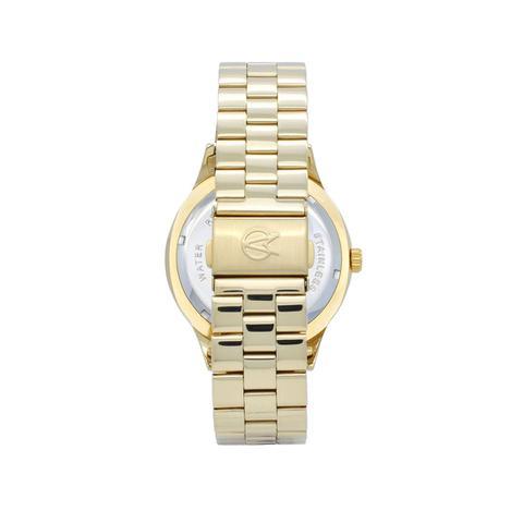 e12dbe892e0 Imagem de Relógio de Pulso Champion Elegance Feminino CN27241H - Dourado  com Detalhe em Madrepérola