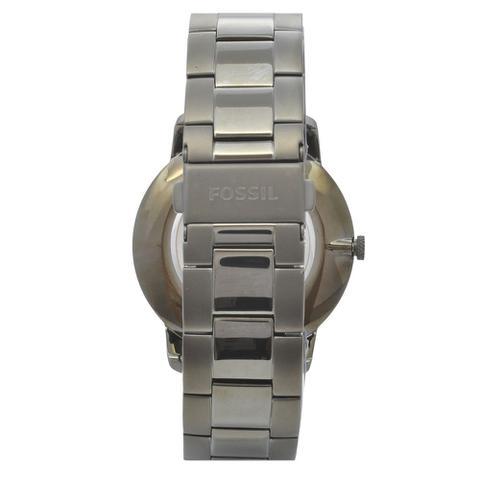 Imagem de Relógio de Pulso Fossil Slim Masculino FS5459 1CN - Grafite 40f69d13cc