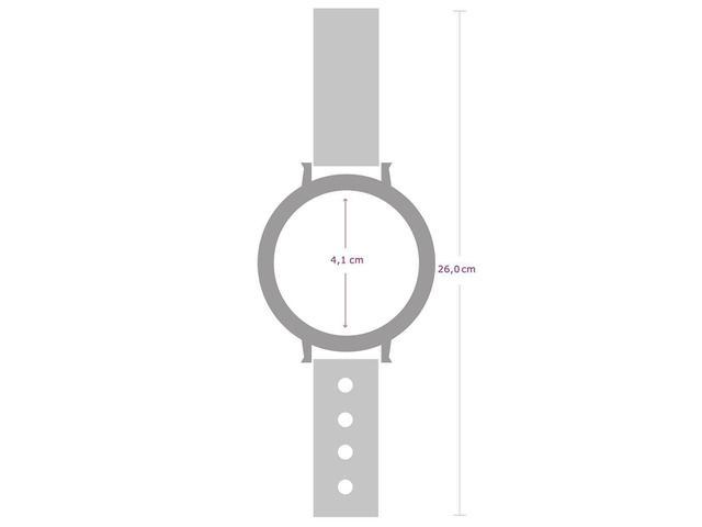 Imagem de Relógio de Pulso Masculino Social Digital