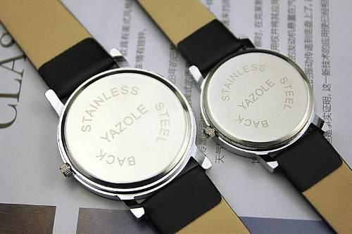 bc8d9f01da9 Relógio de Pulso Yazole Modelo 175 - Yasole - Relógios - Magazine Luiza