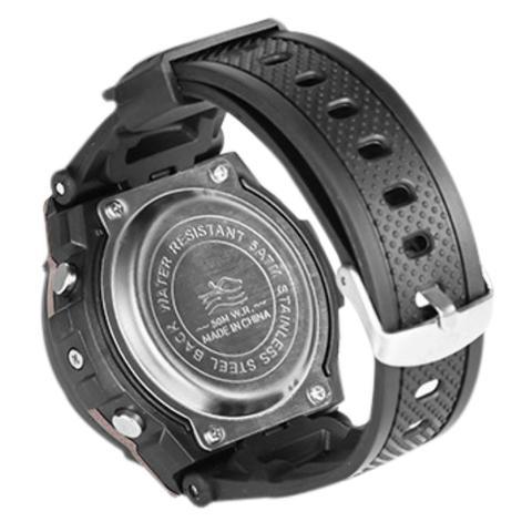 Imagem de Relógio Digital Running Alarme Cronômetro Display Com Luz Noturna