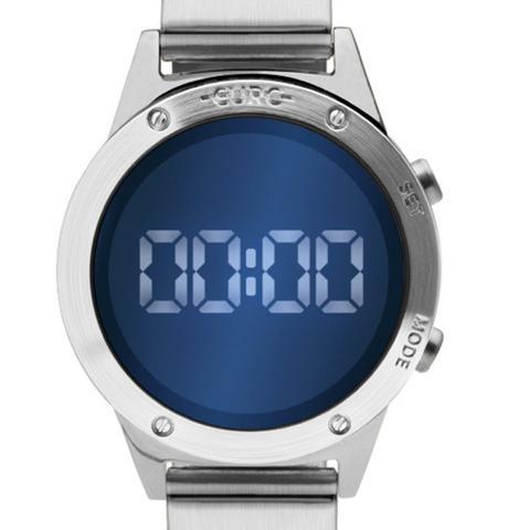 262e6f98899 Imagem de Relógio Euro Feminino Fashion Fit Reflexos Prata EUJHS31BAA 3A