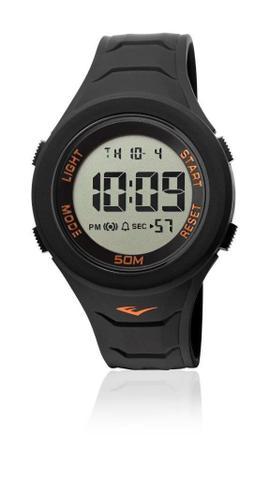 Imagem de Relógio Everlast Digital Unissex Cx e Pulseira Silicone