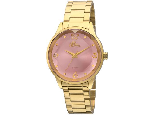 3192b3dbcb9 Relógio Feminino Allora Analógico - Estampas e Texturas AL2035FKO K4 ...