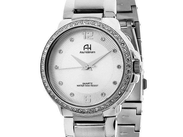 522b1b5e818 Relógio Feminino Ana Hickmann Analógico - AH 28115 Q - Relógio ...