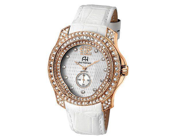 bfd3e64da57 Relógio Feminino Ana Hickmann Analógico - AH 28277 B - Relógio ...