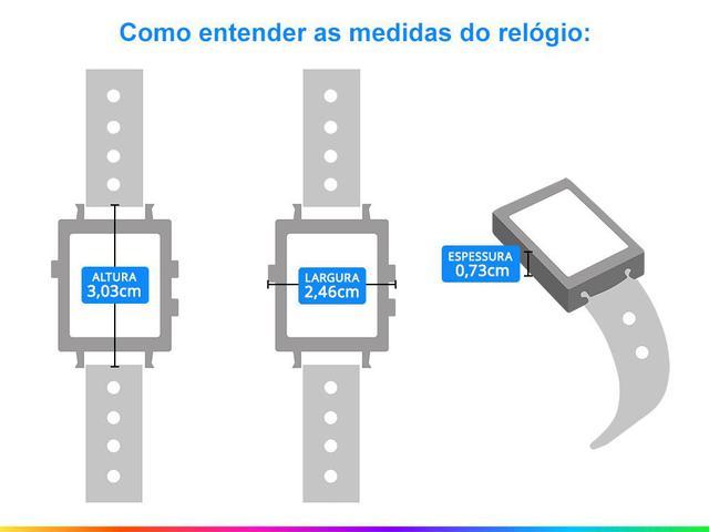 Imagem de Relógio Feminino Casio Digital LA670WGA-1DF