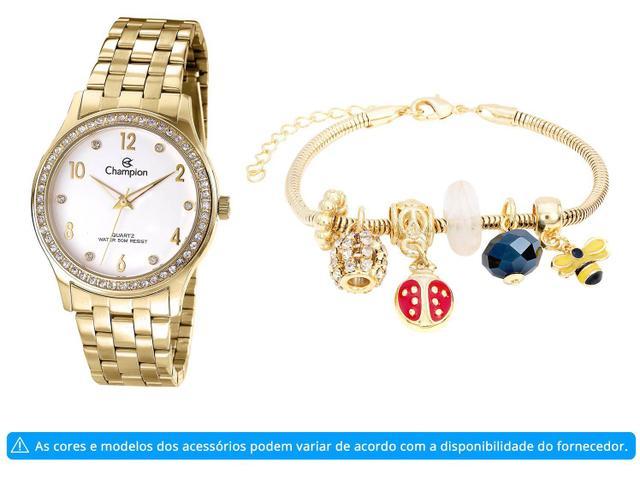 Imagem de Relógio Feminino Champion Analógico CN28982W