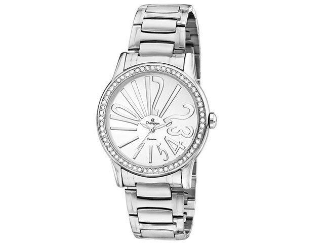 952147a5071 Relógio Feminino Champion Analógico - Resistente à Água CH 25936 Q