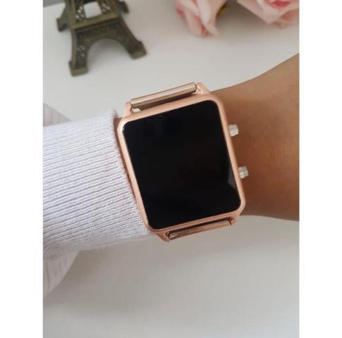 Imagem de Relógio feminino digital