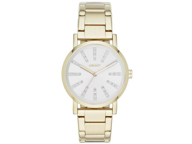 1fc3ba31807 Relógio Feminino DKNY Analógico - Resistente a Água NY2417 4KN ...