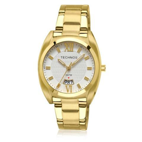 0b6383d27c1 Imagem de Relógio Feminino Technos Elegance Boutique Analógico 2015CB 4B  Dourado