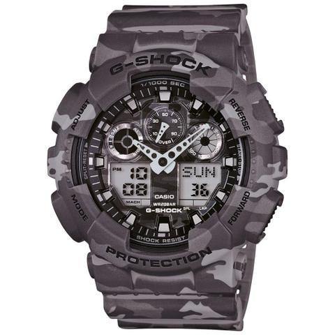 Imagem de Relógio G-Shock Analógico GA-100CM