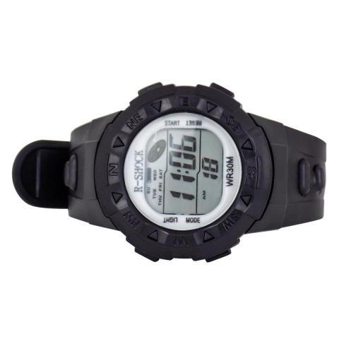 Imagem de Relógio Infantil Menino Esportivo Digital Alarme Cronômetro