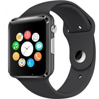 Imagem de Relógio Inteligente A1 Smart-Android-Chip + Mini Fone De Ouvido Sem Fio Bluetooth V4.0 Super Premium